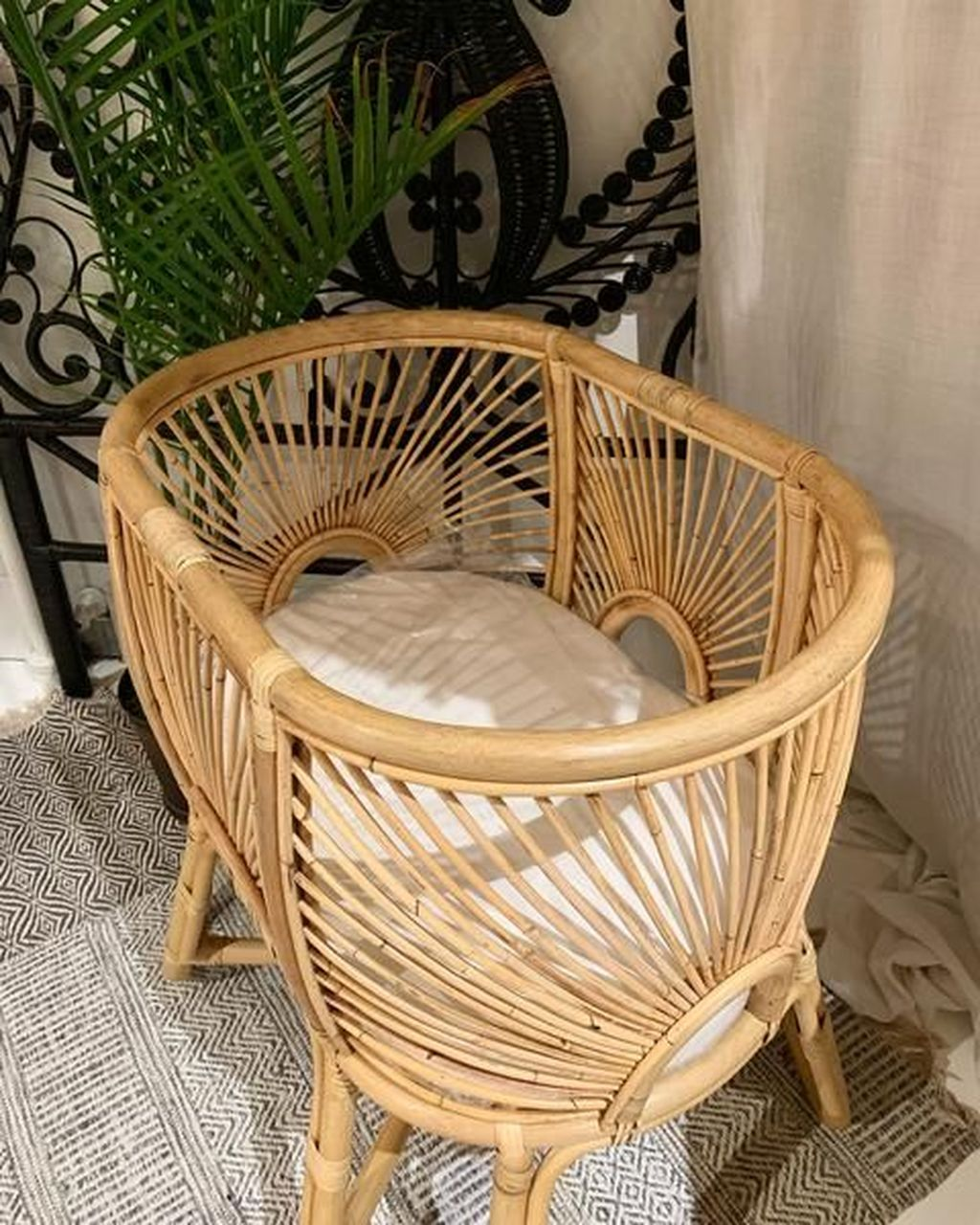 Stunning Rattan Furniture Design Ideas 27