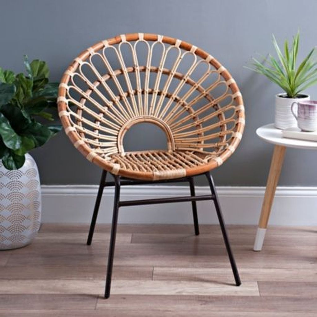 Stunning Rattan Furniture Design Ideas 30