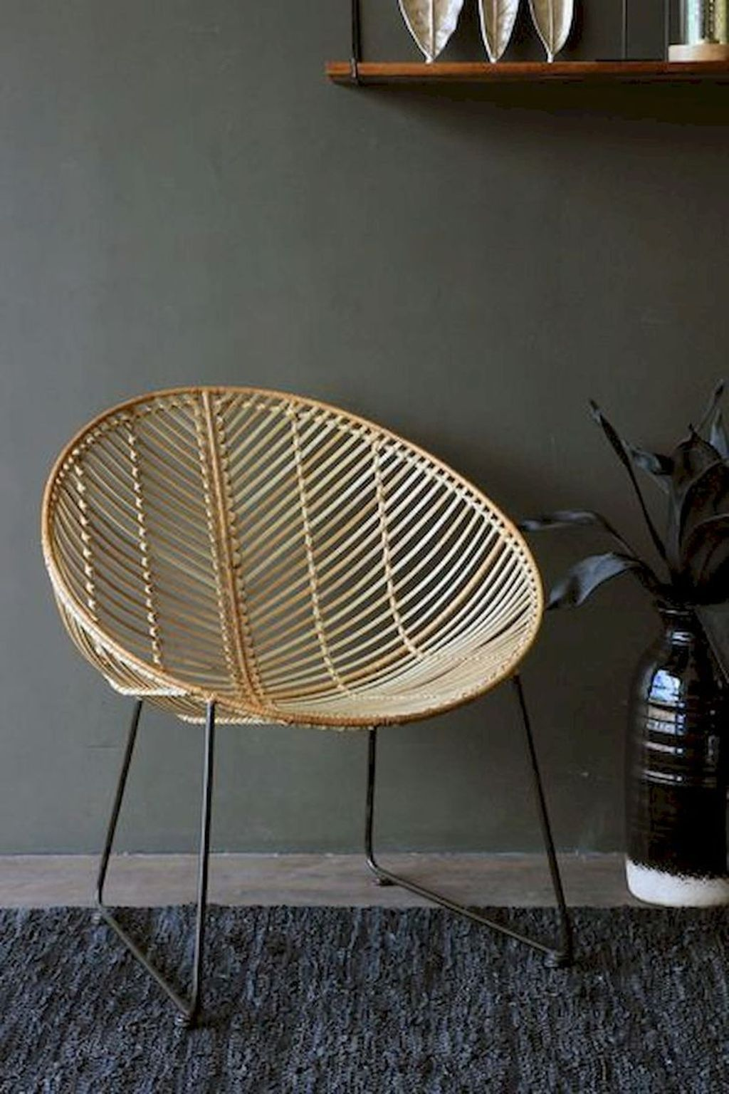 Stunning Rattan Furniture Design Ideas 33