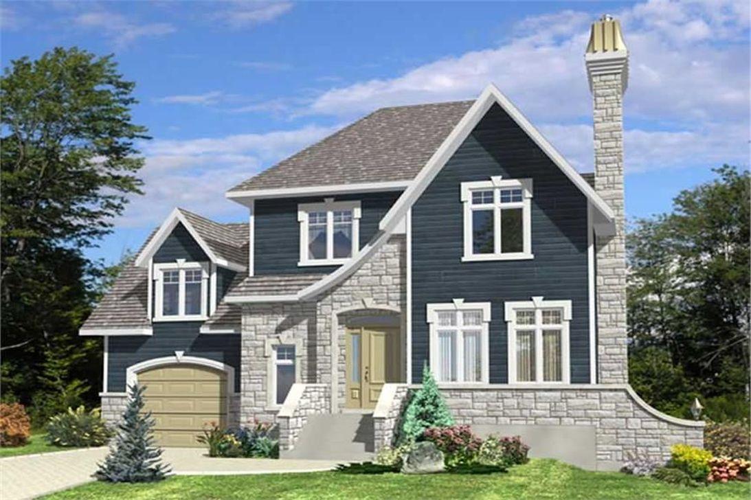 The Best European House Exterior Design Ideas 02