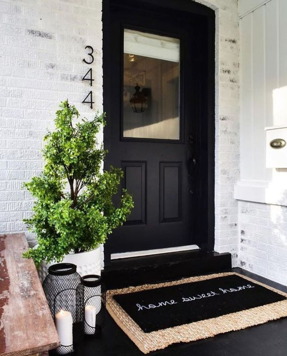 The Best Small Front Porch Ideas To Beautify Your Home 02