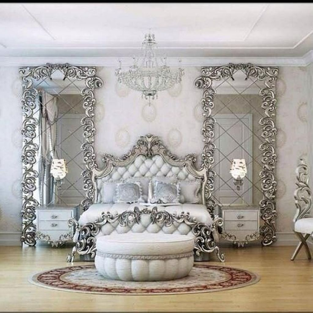 Wonderful Luxury Bedroom Design Ideas You Will Love 08