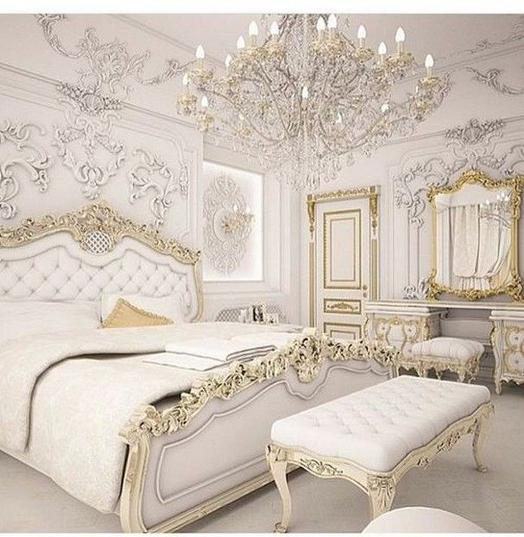 Wonderful Luxury Bedroom Design Ideas You Will Love 10