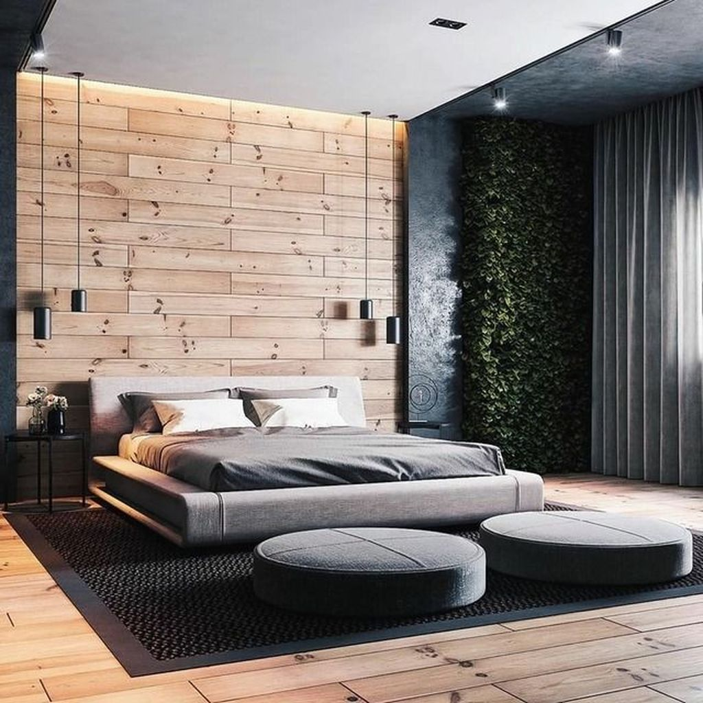Wonderful Luxury Bedroom Design Ideas You Will Love 28