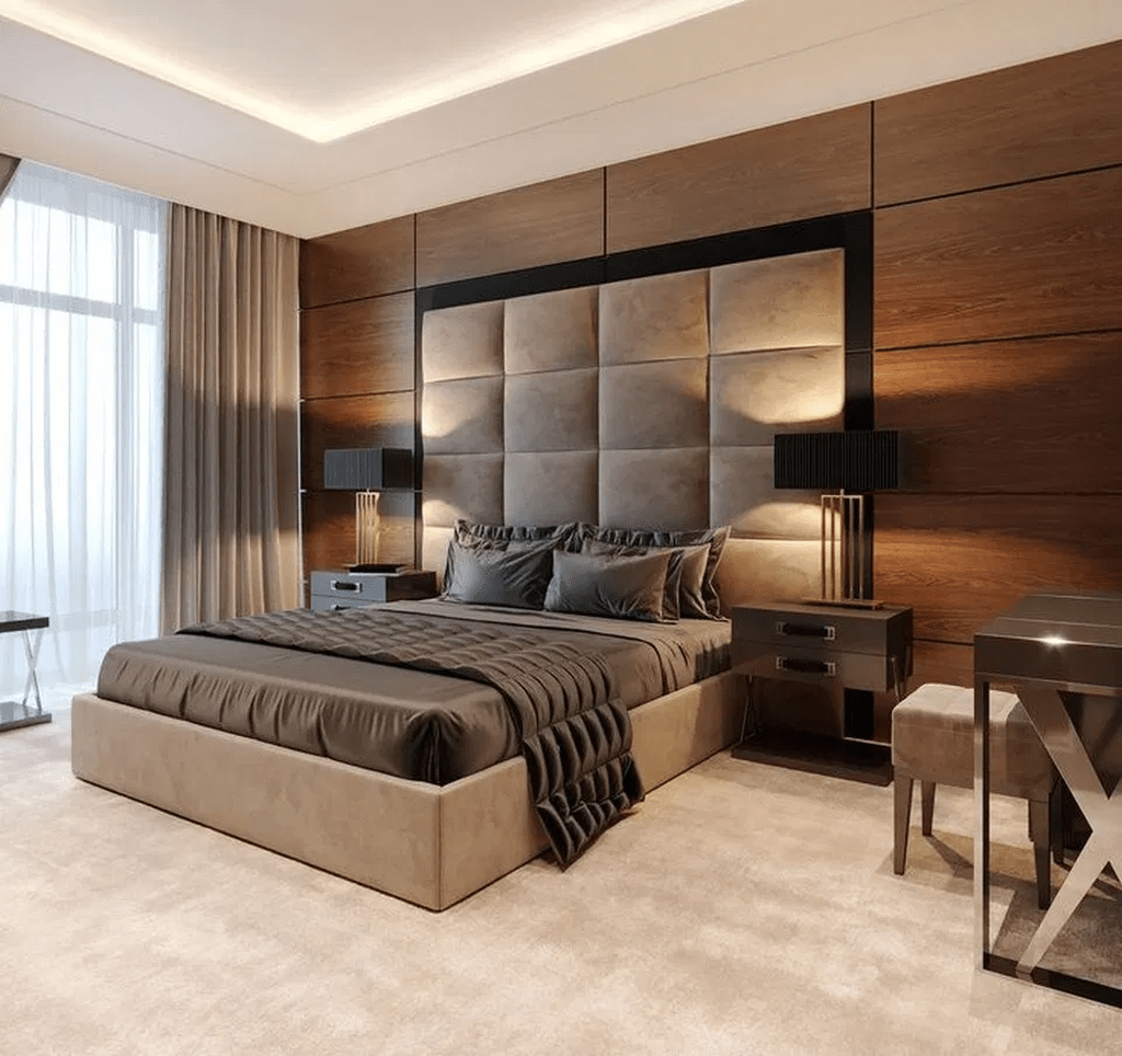 Wonderful Luxury Bedroom Design Ideas You Will Love 31