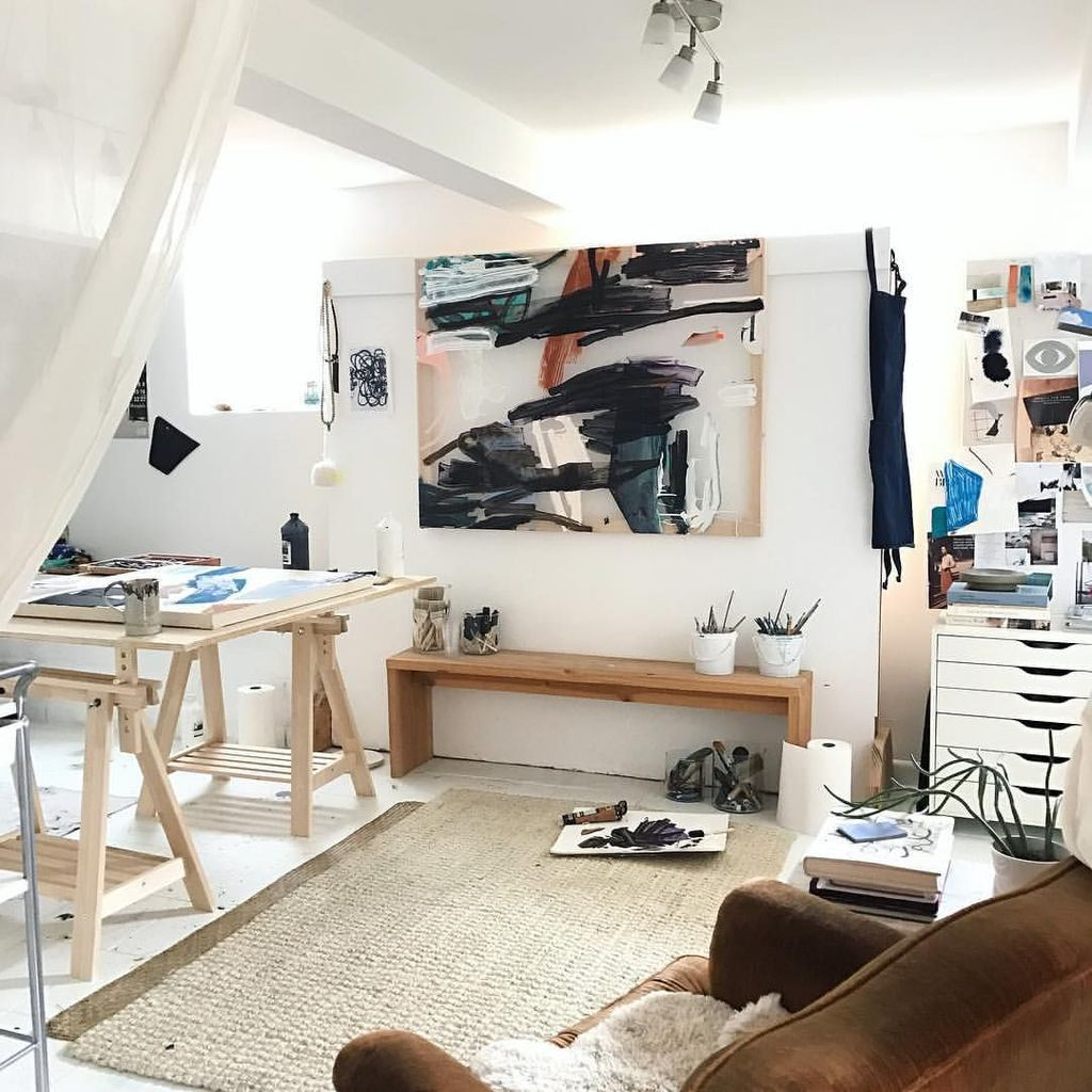 Wonderful Workspace Inspiration That You Have To Try 09