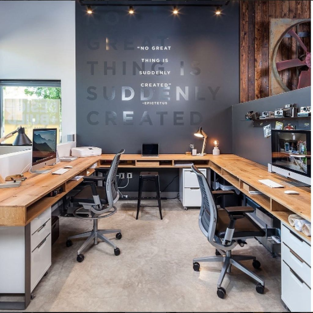 Wonderful Workspace Inspiration That You Have To Try 10
