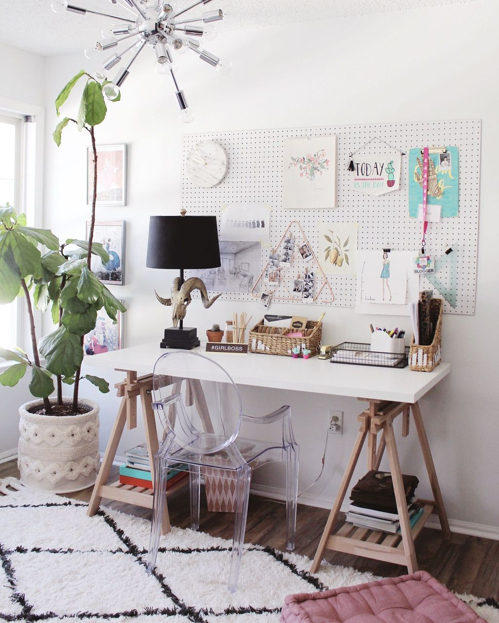 Wonderful Workspace Inspiration That You Have To Try 22