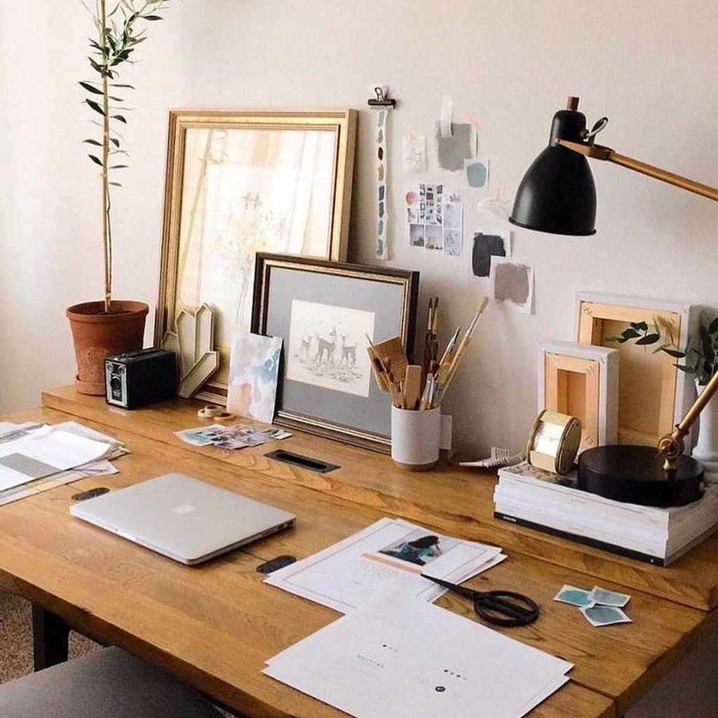 Wonderful Workspace Inspiration That You Have To Try 24