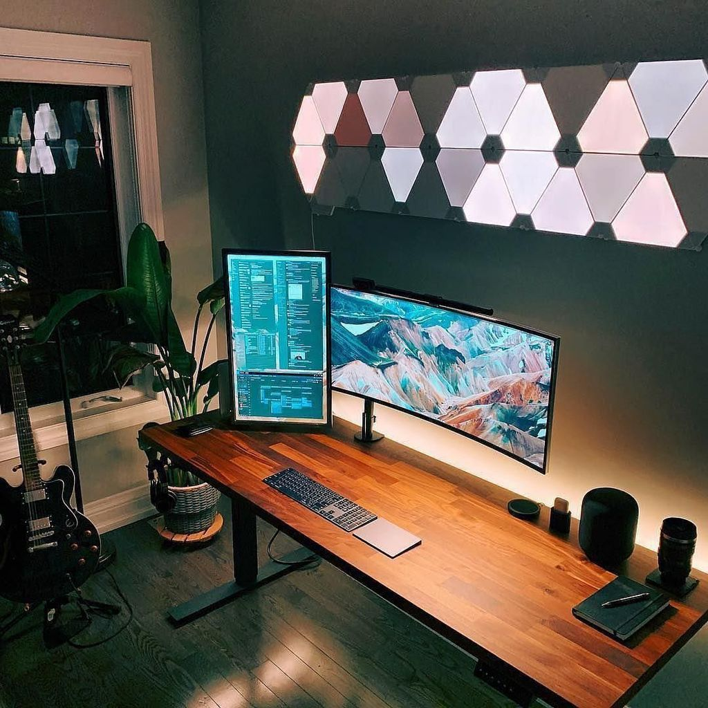 Wonderful Workspace Inspiration That You Have To Try 28