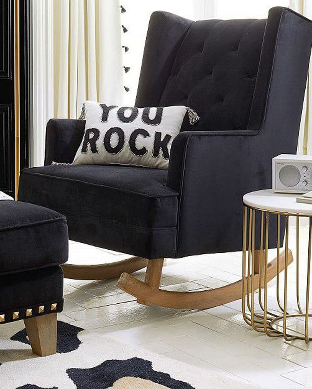 Amazing Rocking Chair Design Ideas 13