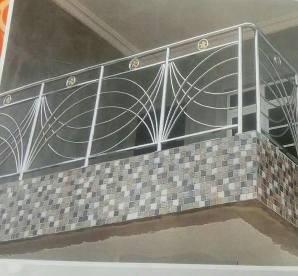 Awesome Balcony Railing Design Ideas To Beautify Your Exterior 15