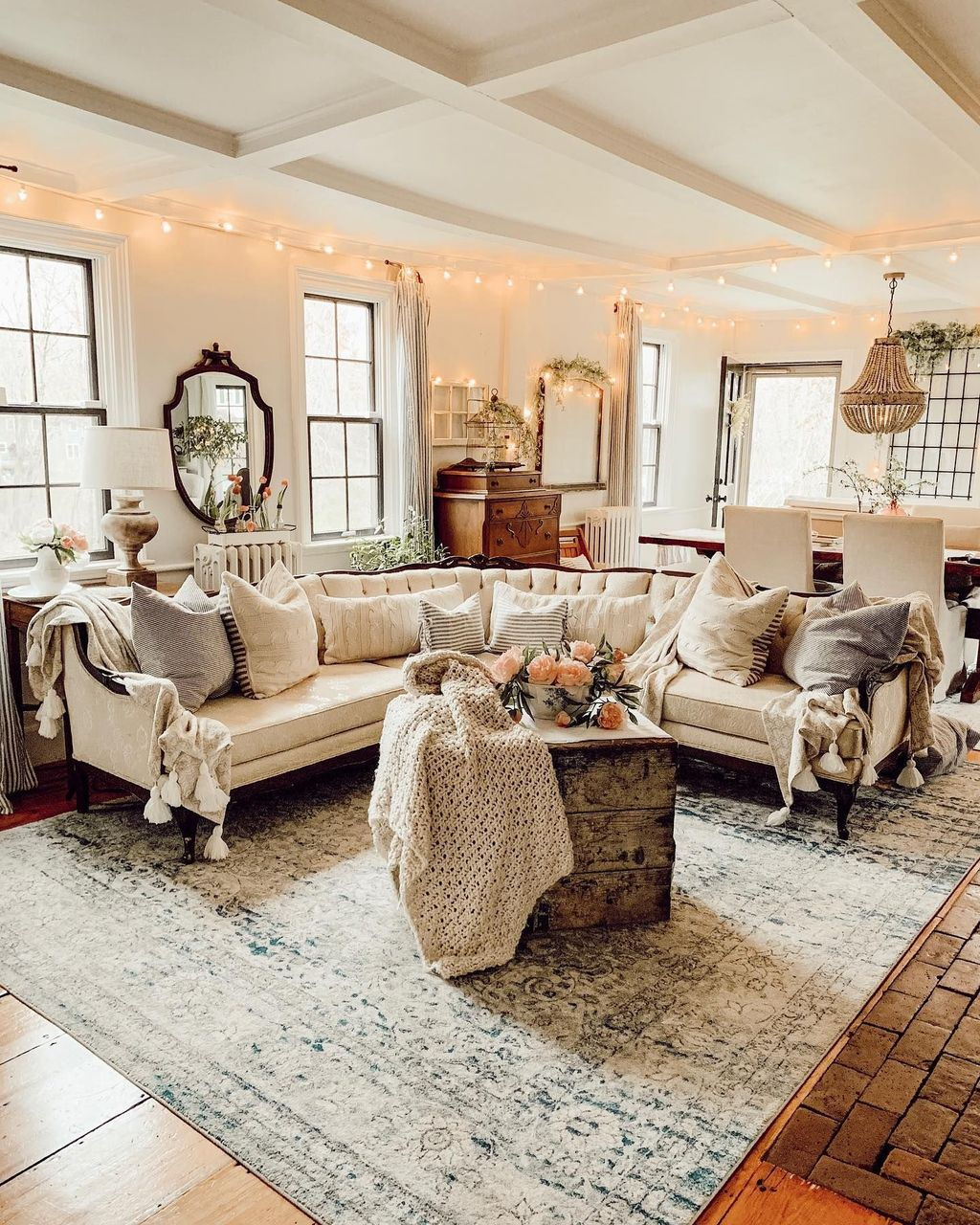 Awesome Rustic Furniture Ideas For Living Room Decor 09
