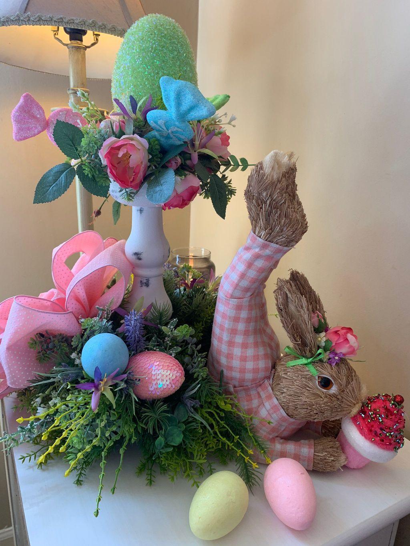 Beautiful Spring Floral Arrangements For Home Decoration 16
