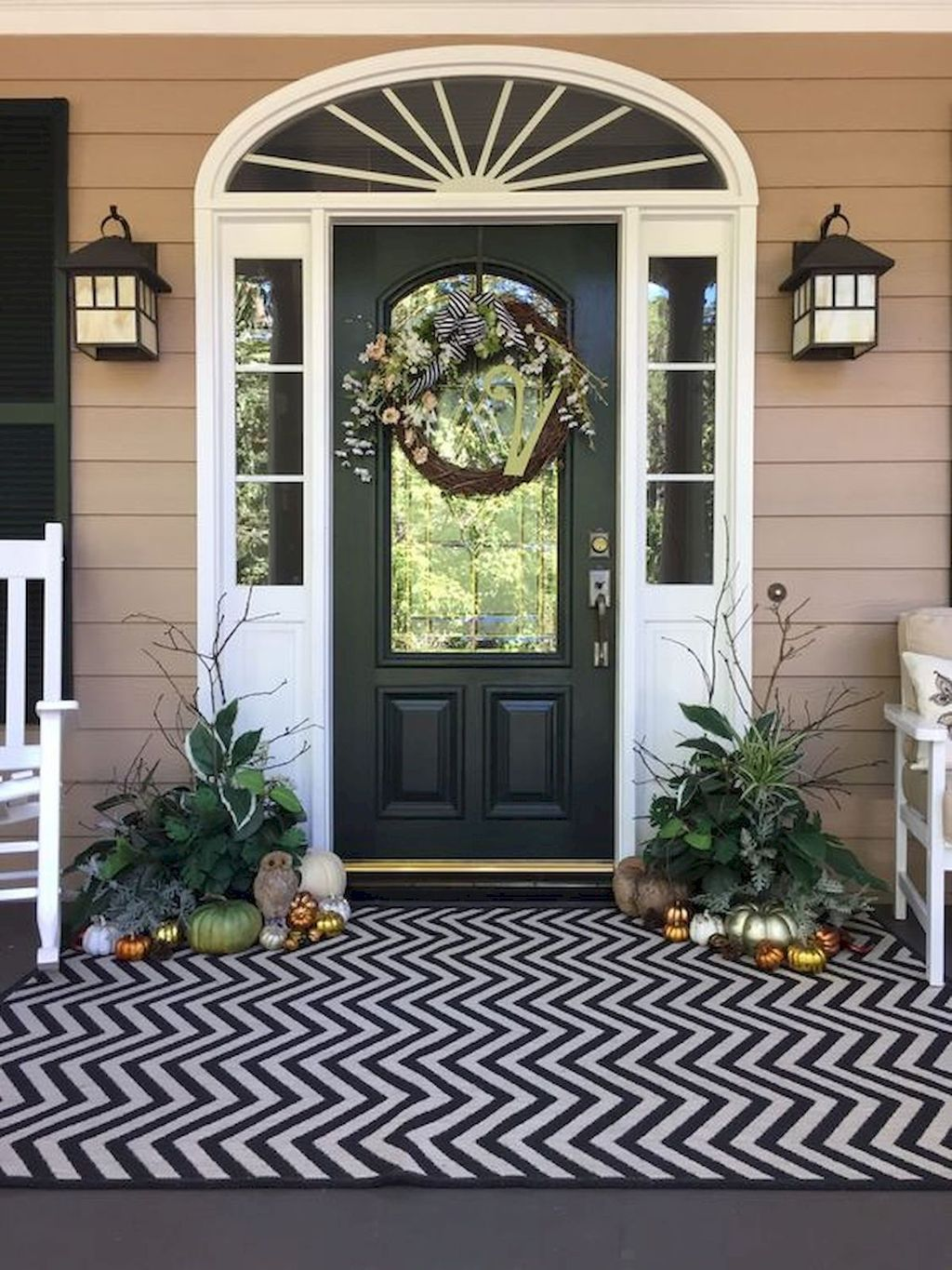 Beautiful Spring Outdoor Decor Ideas 16
