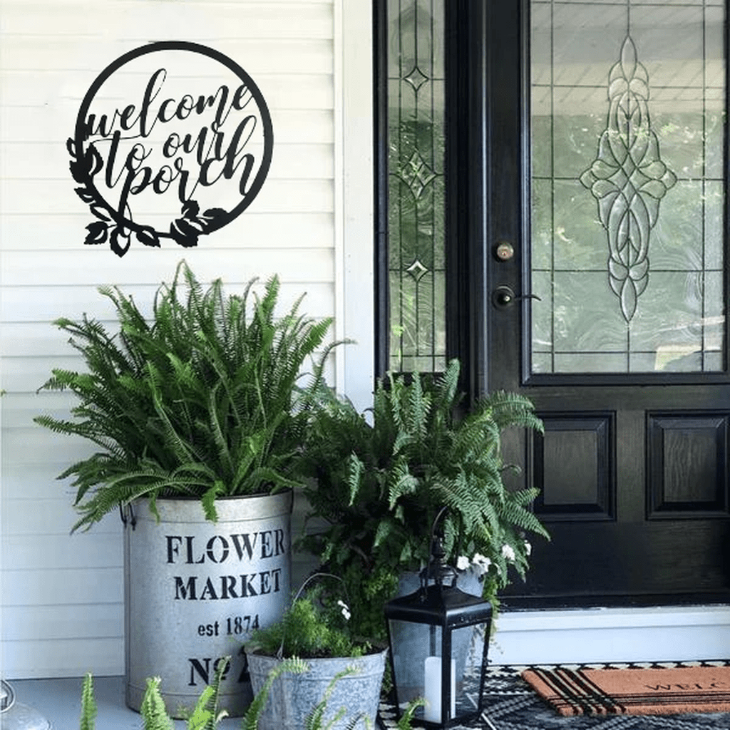 Beautiful Spring Outdoor Decor Ideas 23