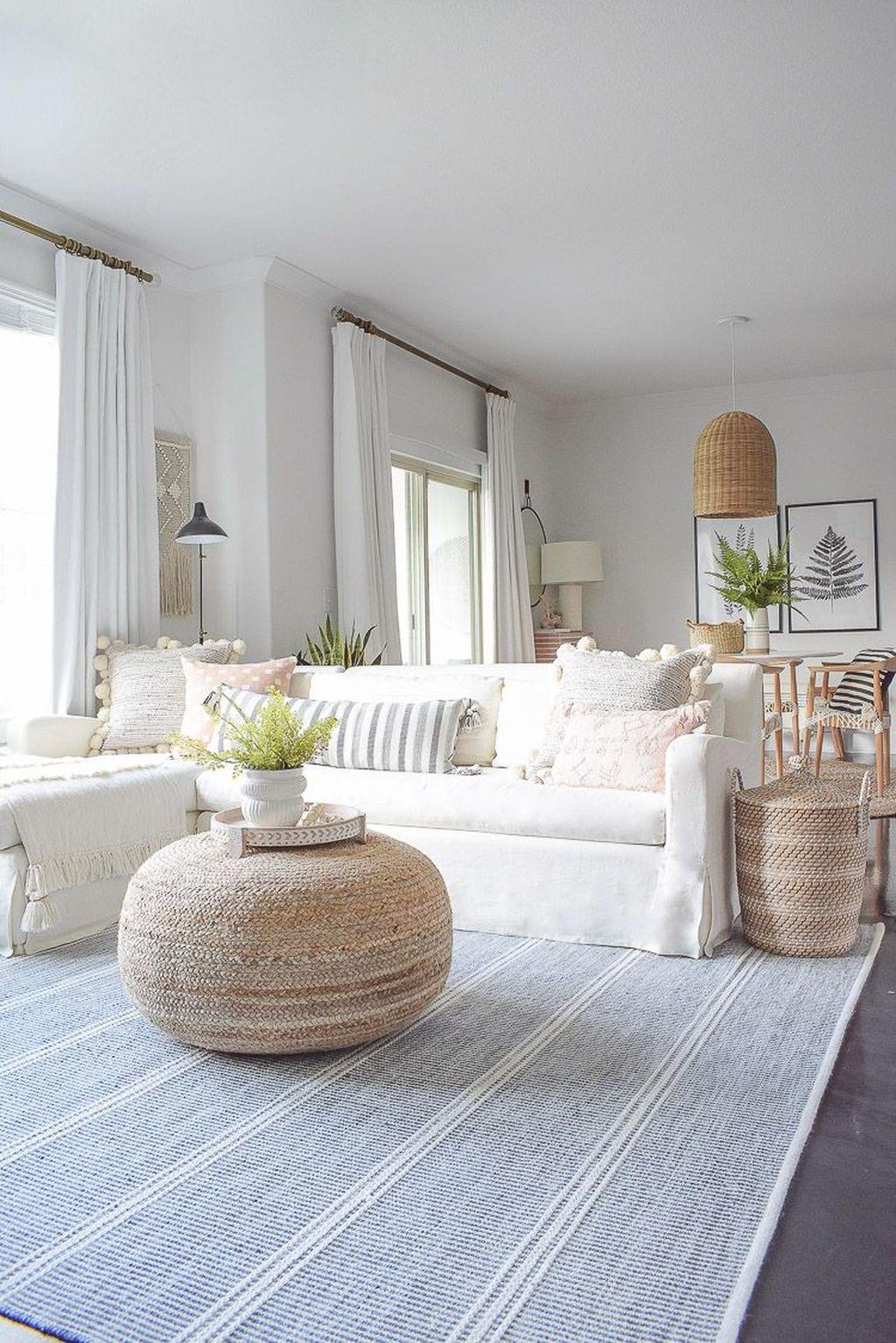 Fabulous Spring Living Room Decor Ideas 03