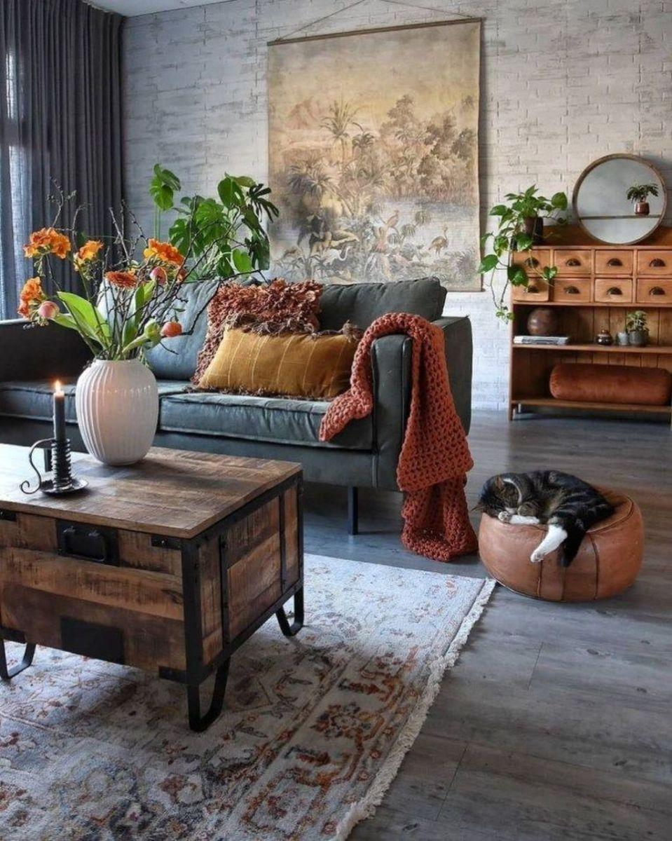 Fabulous Spring Living Room Decor Ideas 27