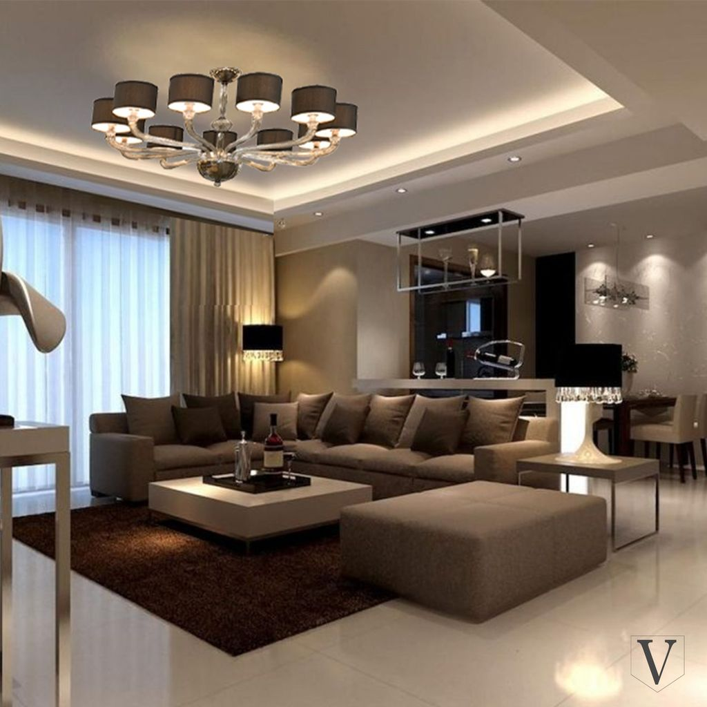 Gorgeous Luxury Modern Furniture For Living Room 23