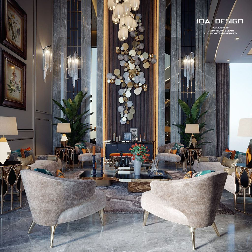 Gorgeous Luxury Modern Furniture For Living Room 24