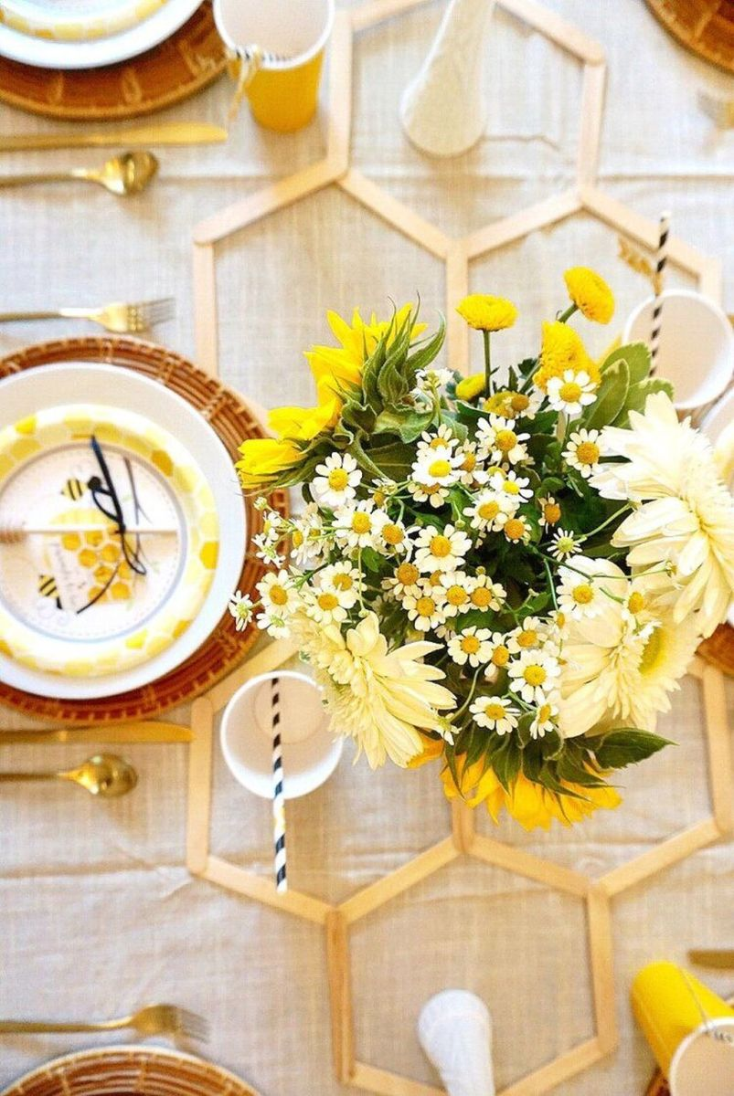 Lovely Spring Baby Shower Themes Decor Ideas 09