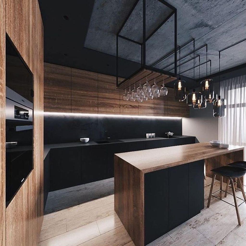 Perfect Modern Kitchen Design Ideas 11