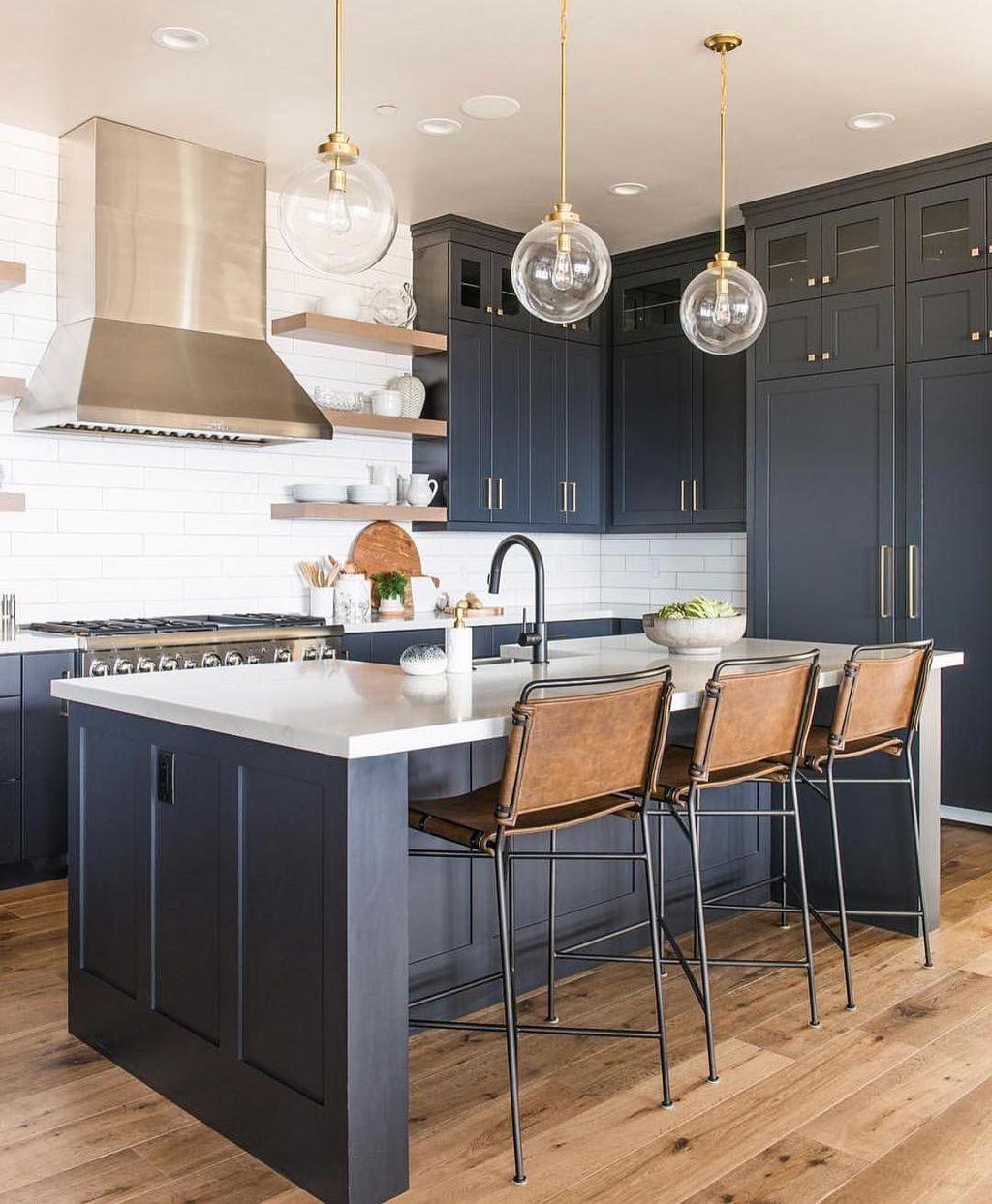 Perfect Modern Kitchen Design Ideas 16