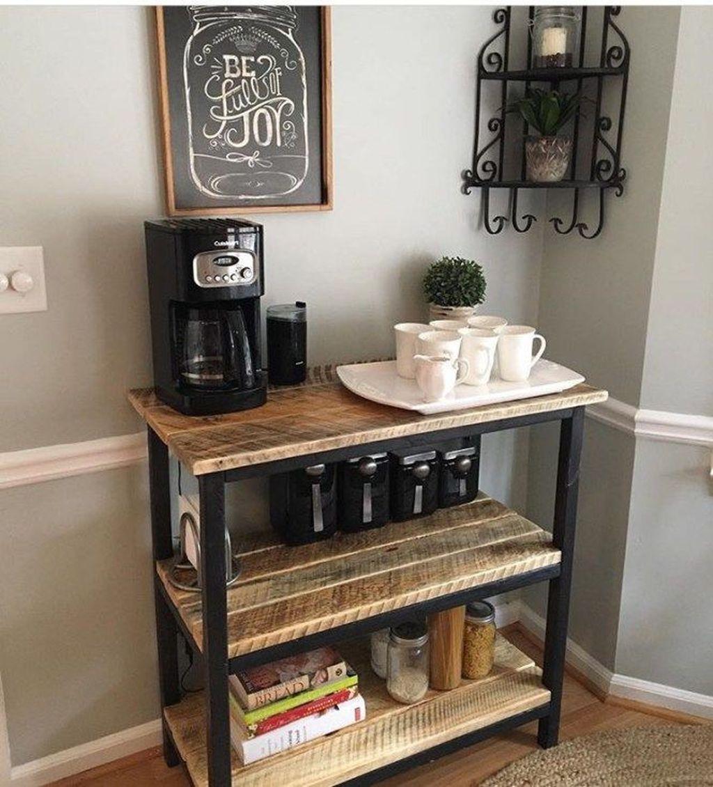 Popular Coffee Bar Ideas For Your Interior Design 03