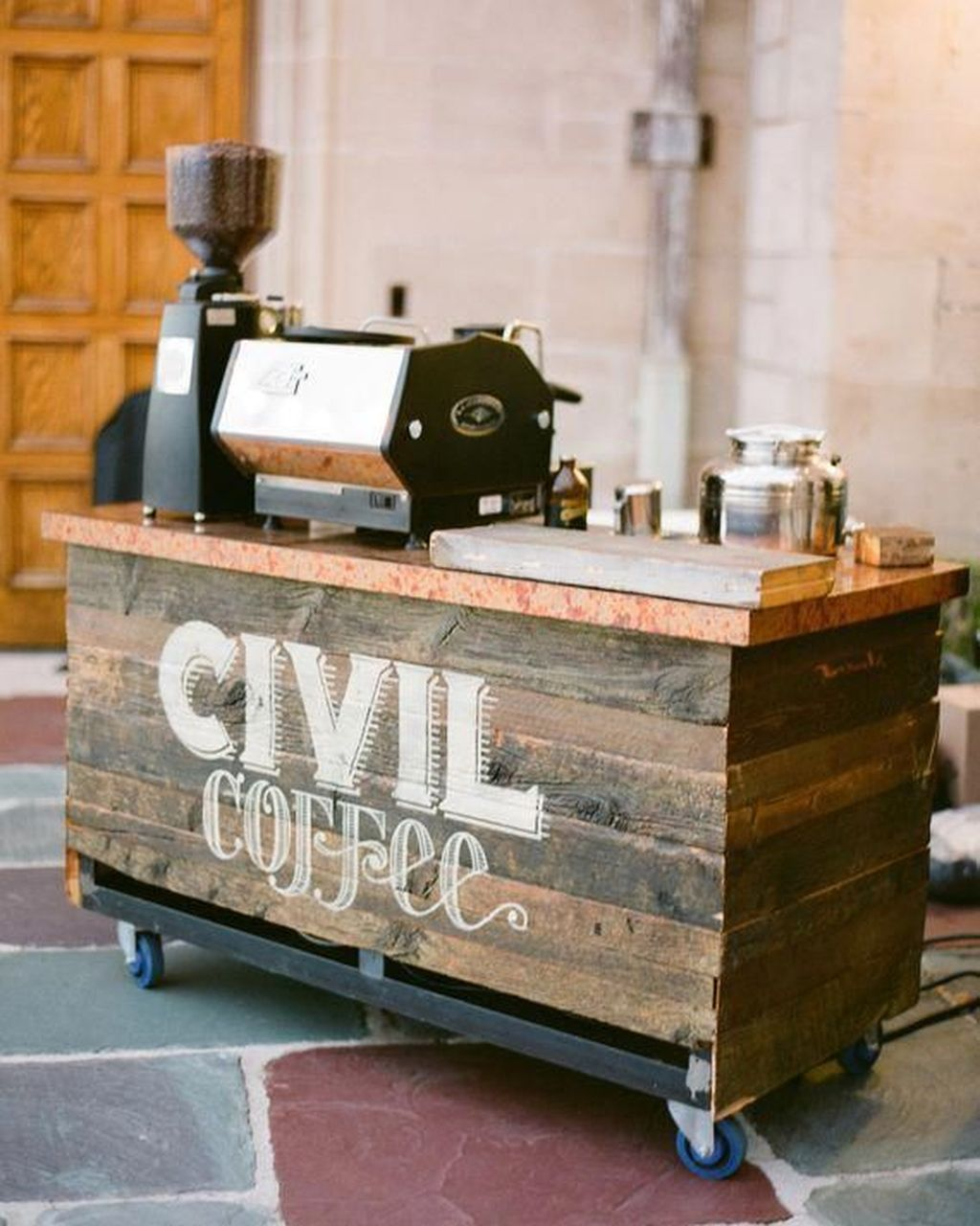 Popular Coffee Bar Ideas For Your Interior Design 13