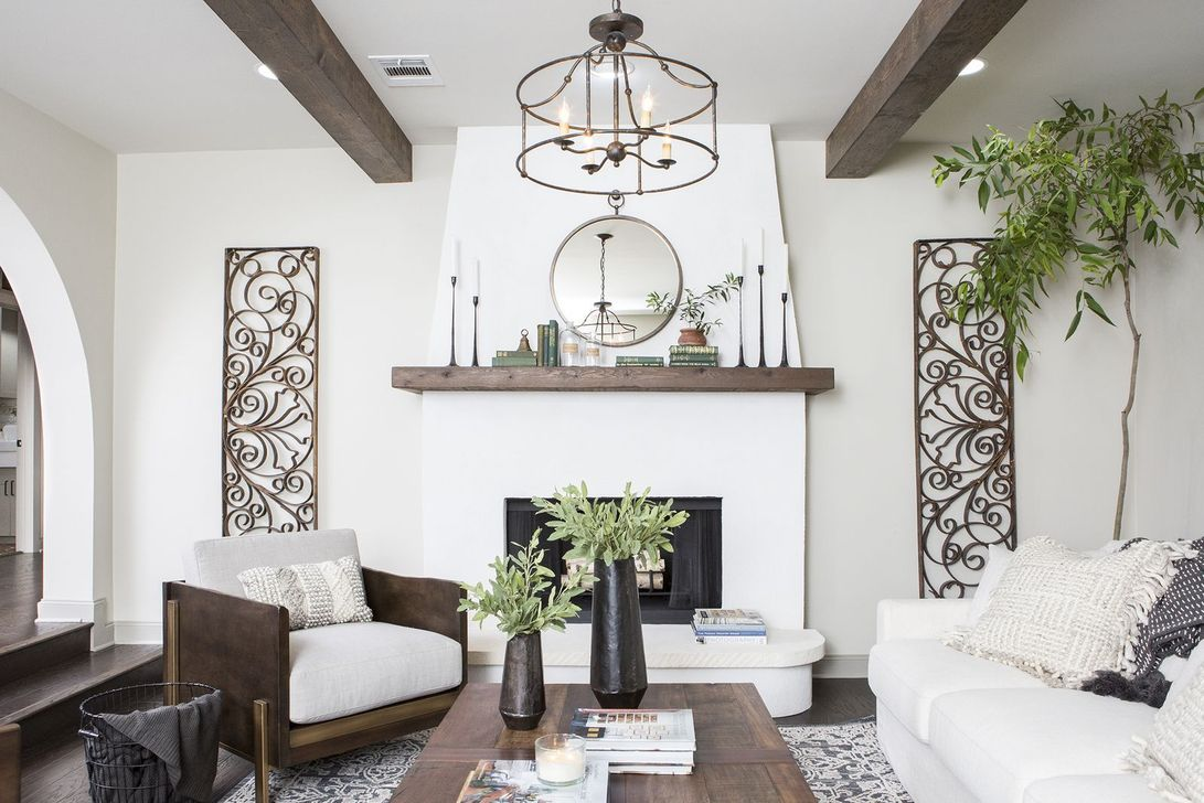 Popular Mediterranean Decor To Beautify Your Home 22