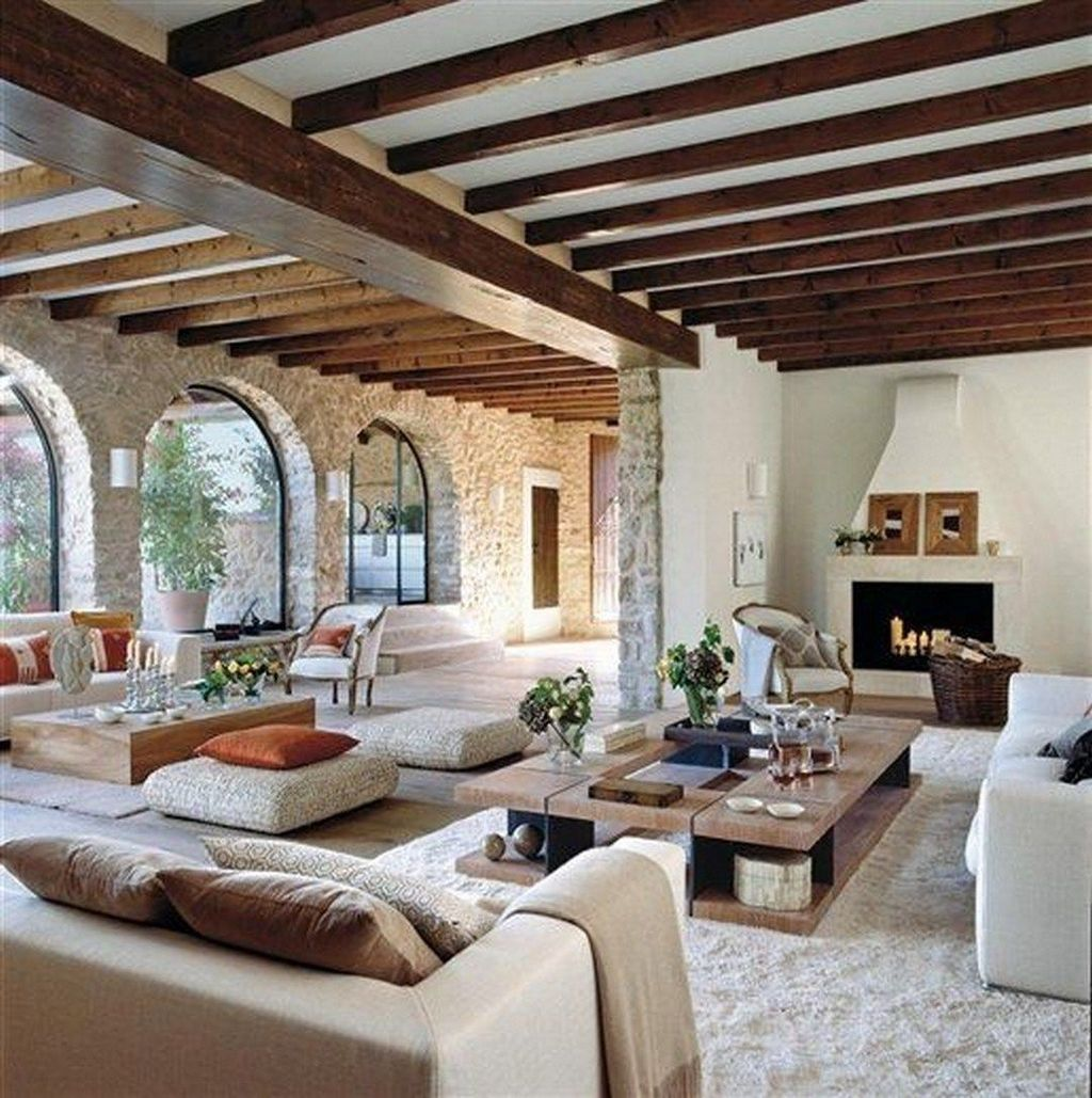 Popular Mediterranean Decor To Beautify Your Home 27