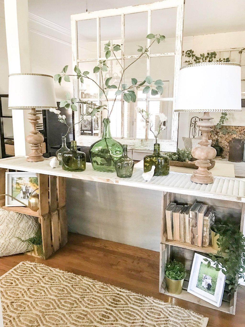 Stunning Apartment Spring Decor Ideas 13