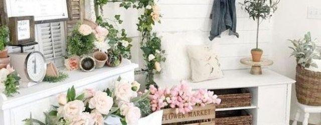 Stunning Apartment Spring Decor Ideas 18