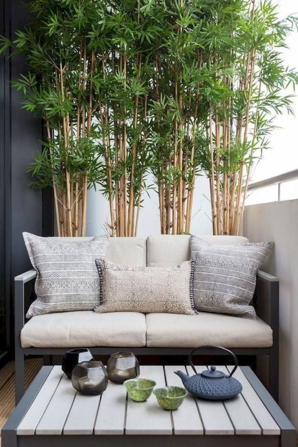 The Best Apartment Balcony Design Ideas 08