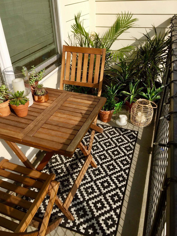 The Best Apartment Balcony Design Ideas 17