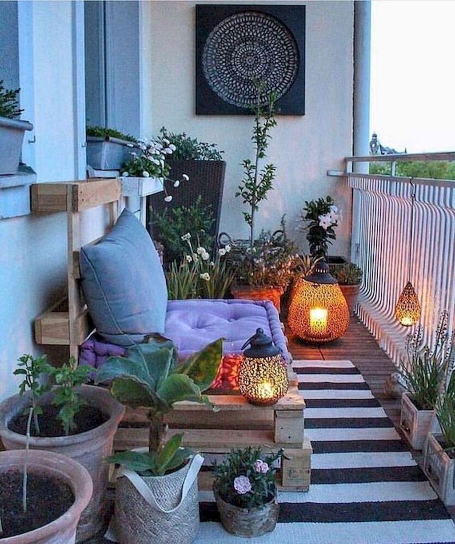 The Best Apartment Balcony Design Ideas 18