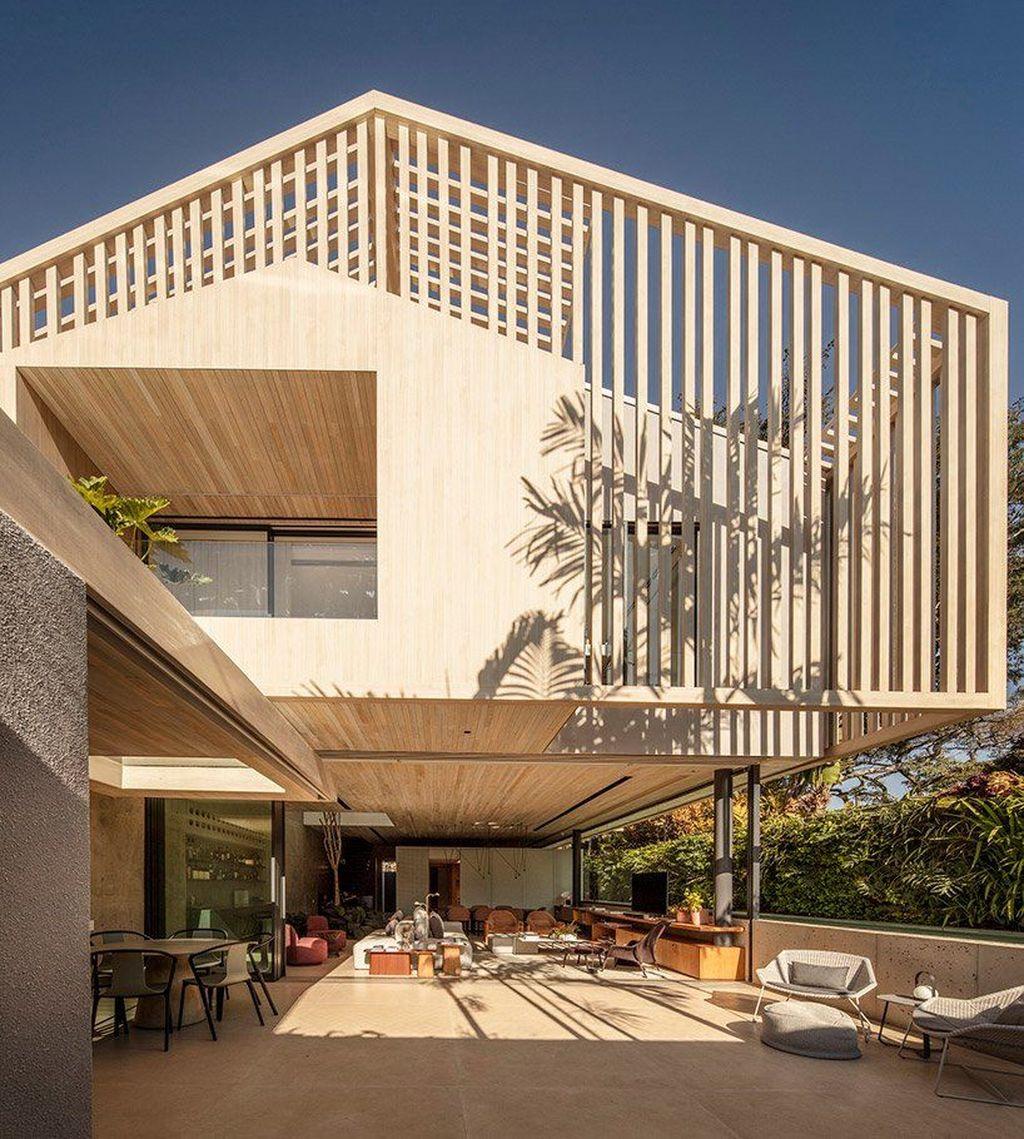 The Best Modern Roof Design Ideas 15