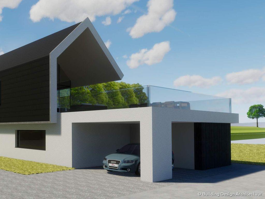 The Best Modern Roof Design Ideas 17