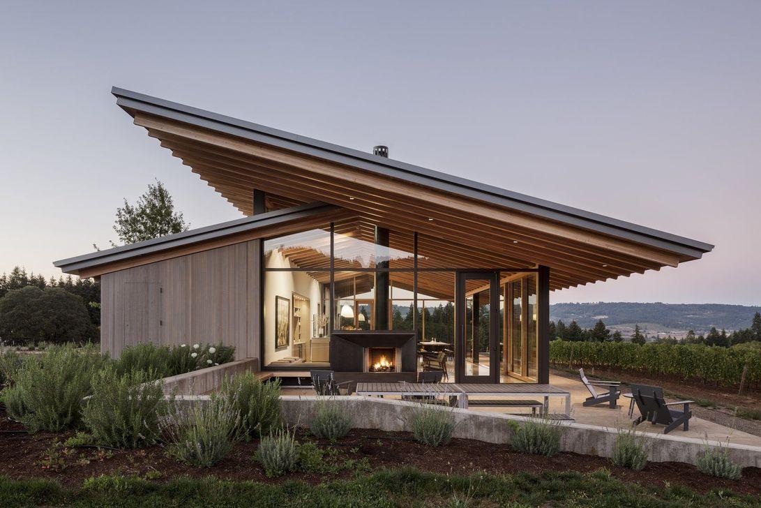 The Best Modern Roof Design Ideas 19
