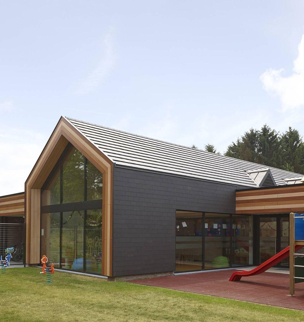The Best Modern Roof Design Ideas 24