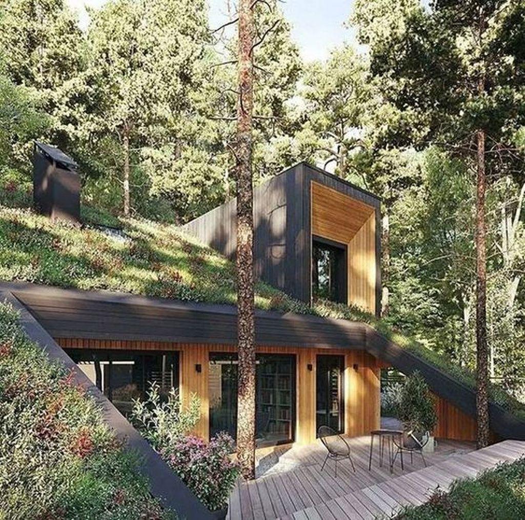 The Best Modern Roof Design Ideas 33