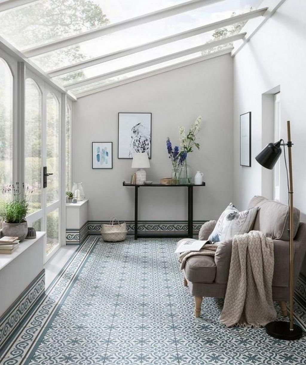 Admirable Sunroom Design Ideas You Must Have 17