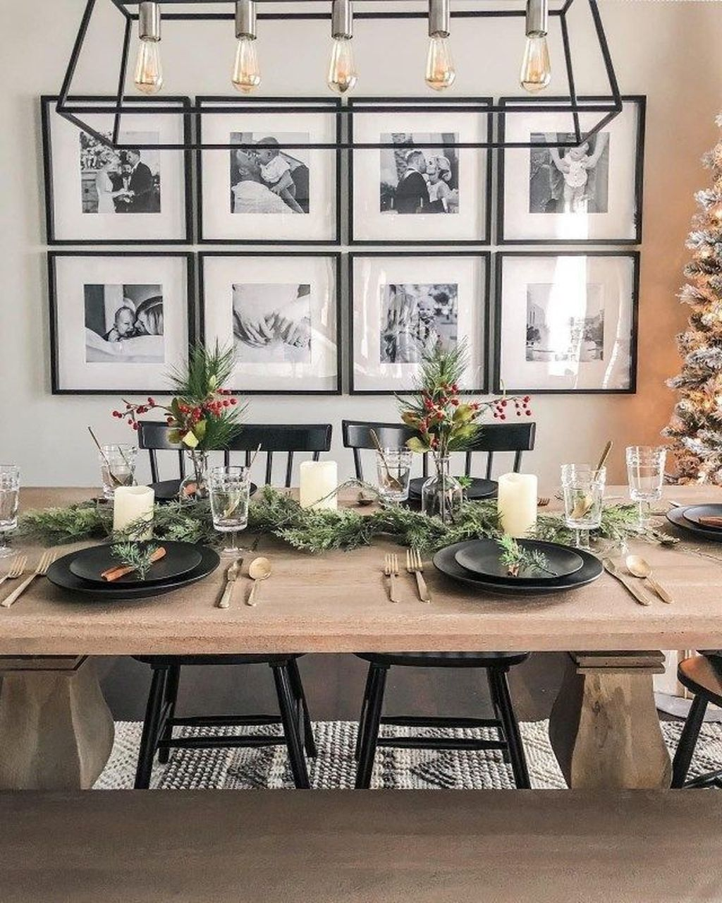 Amazing Farmhouse Dining Room Decor Ideas 06
