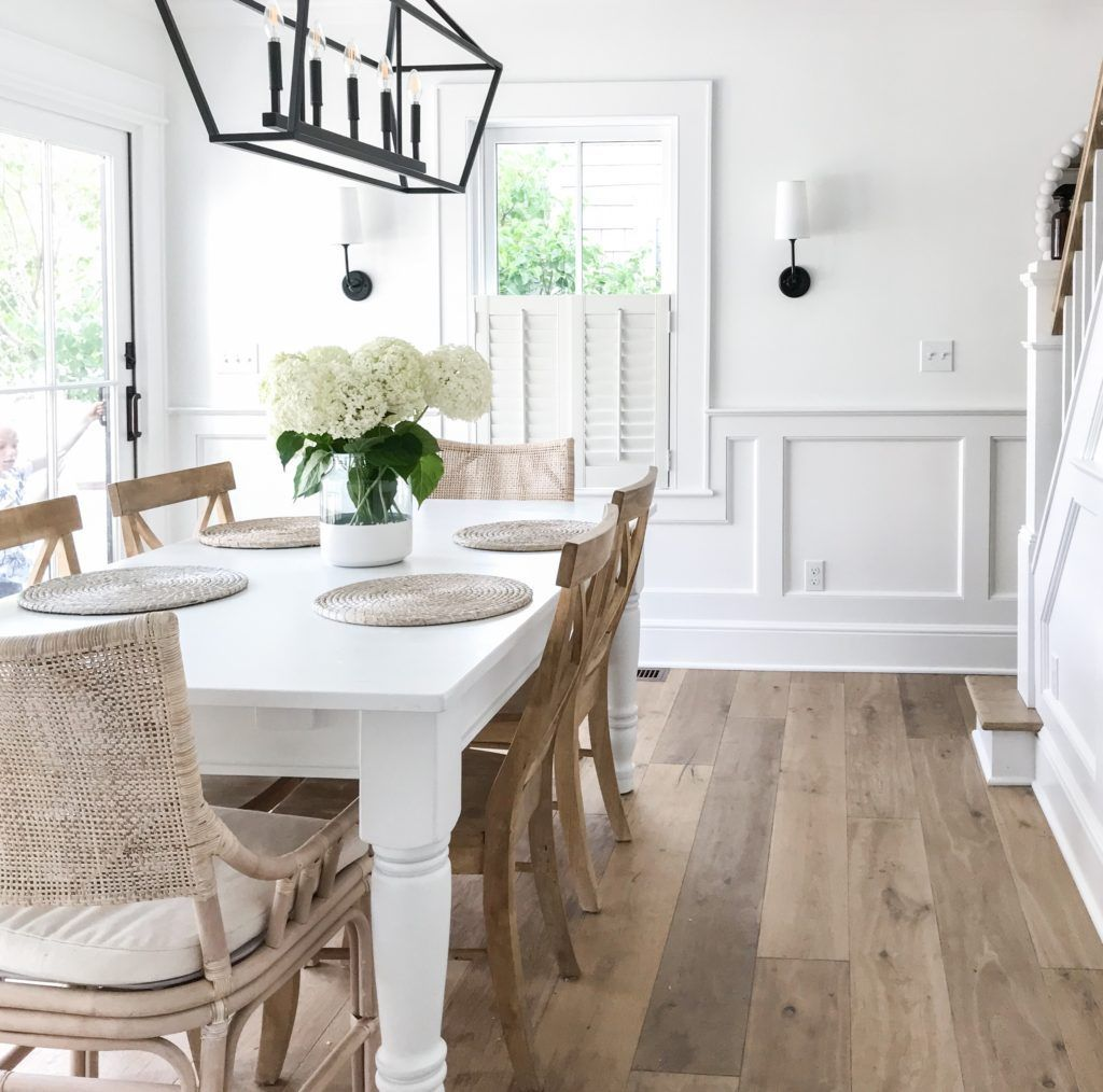 Amazing Farmhouse Dining Room Decor Ideas 14