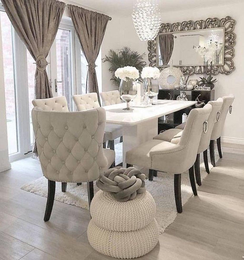 Amazing Farmhouse Dining Room Decor Ideas 21