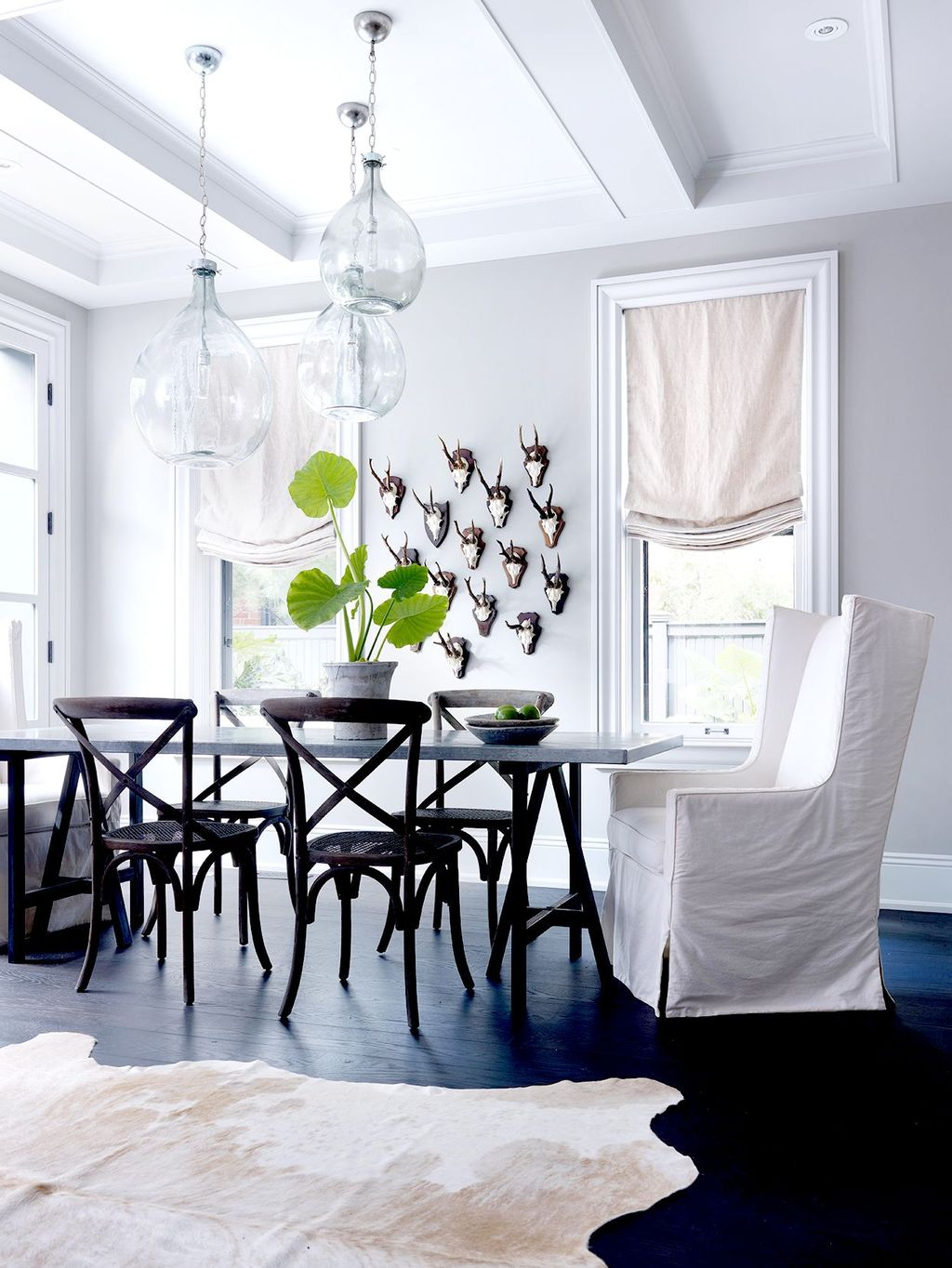 Amazing Farmhouse Dining Room Decor Ideas 22