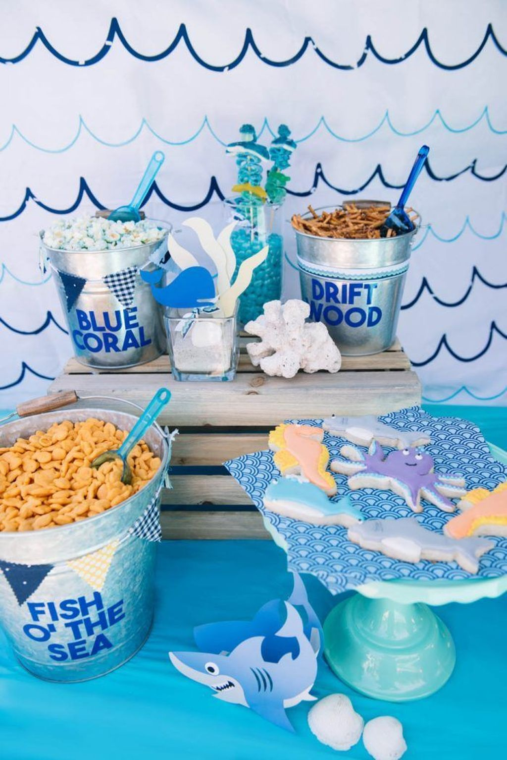 Awesome Beach Theme Party Ideas Perfect For Summertime 02