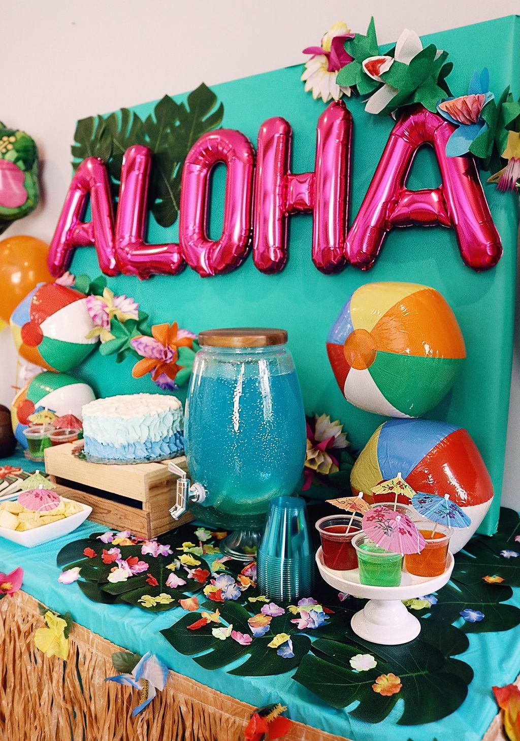 Awesome Beach Theme Party Ideas Perfect For Summertime 23