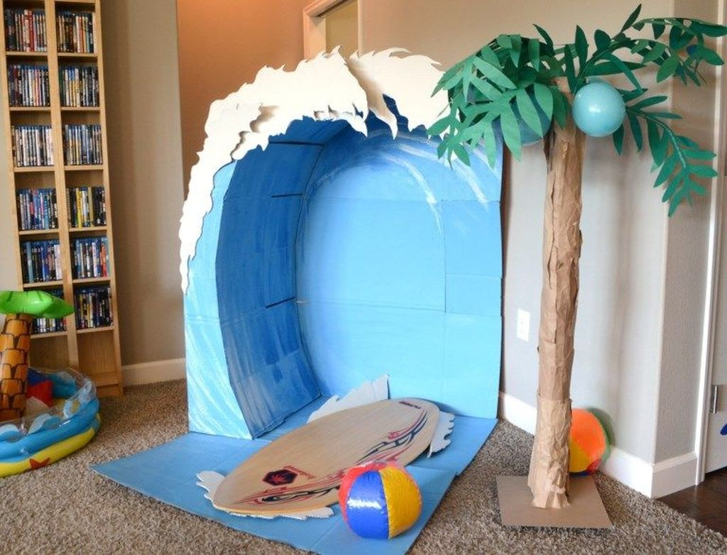 Awesome Beach Theme Party Ideas Perfect For Summertime 31