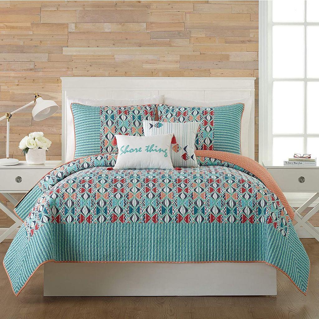 Fantastic Beach Theme Bedroom Ideas Make You Feel Relax 26